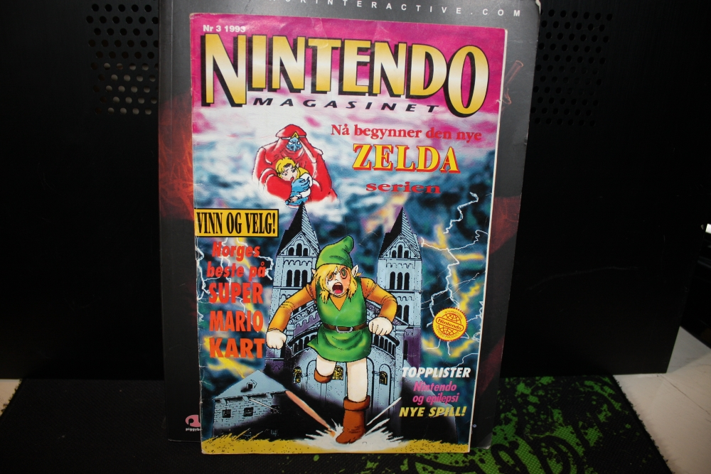 Nintendo Magasinet 1993 Nr: 3.