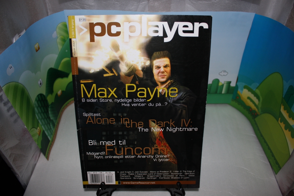 PC Player - 2001 - August.