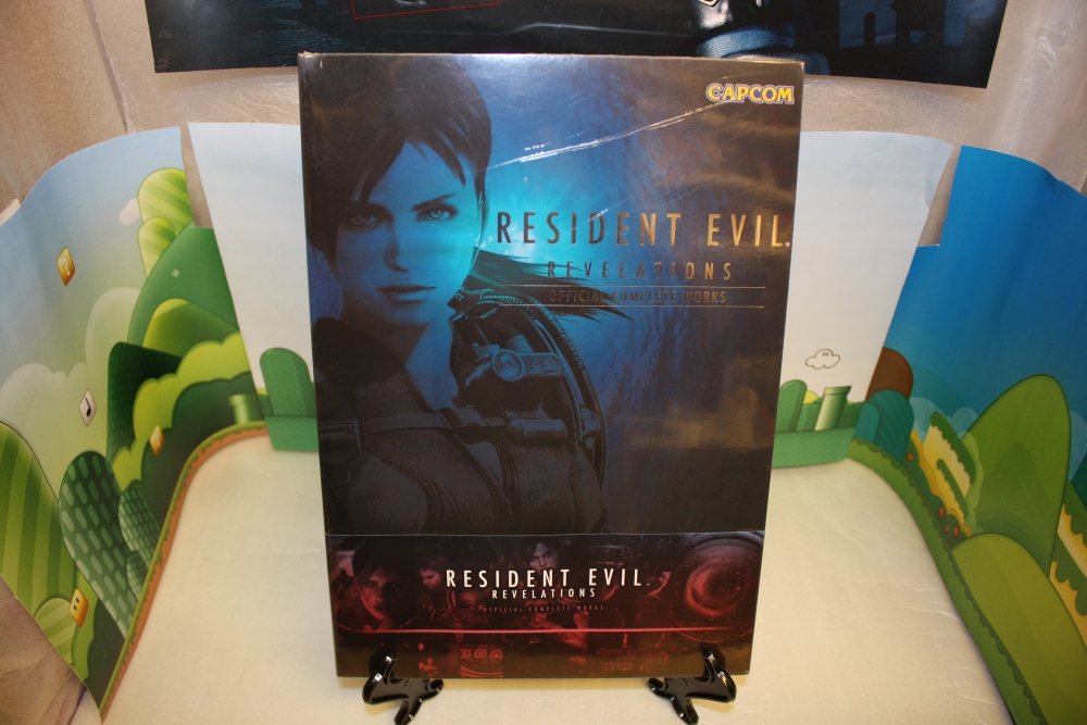 Resident Evil Revalations: Official Complete Works.
