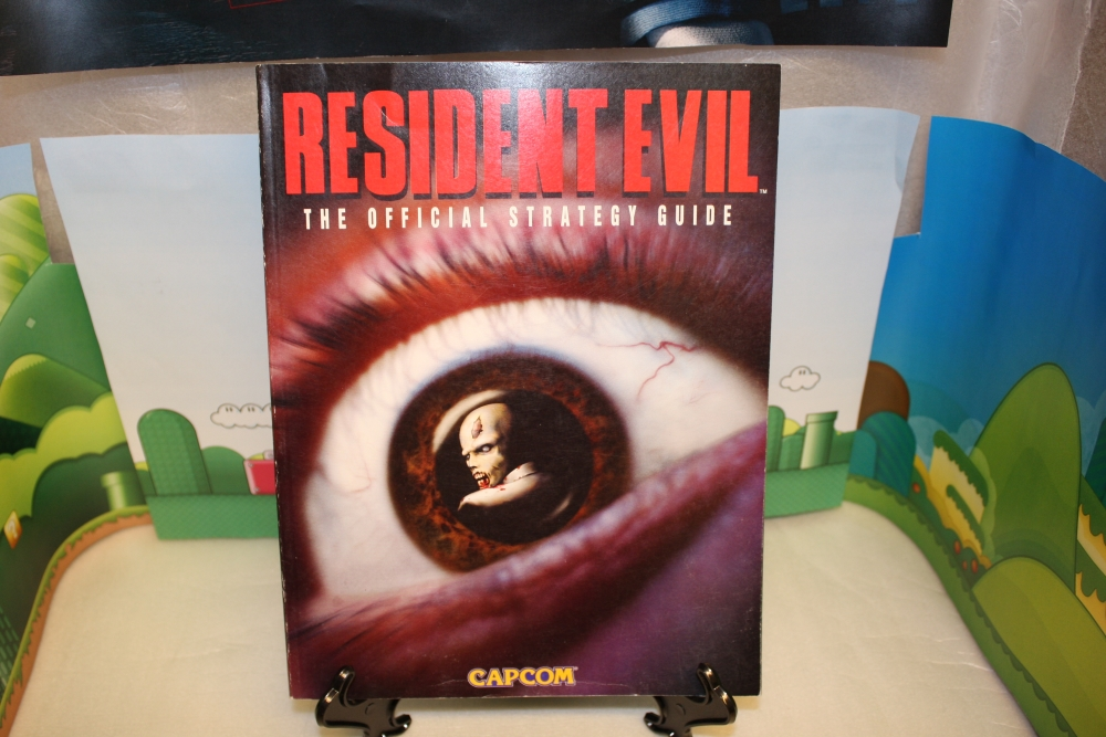 Resident Evil: The Official Game Guide