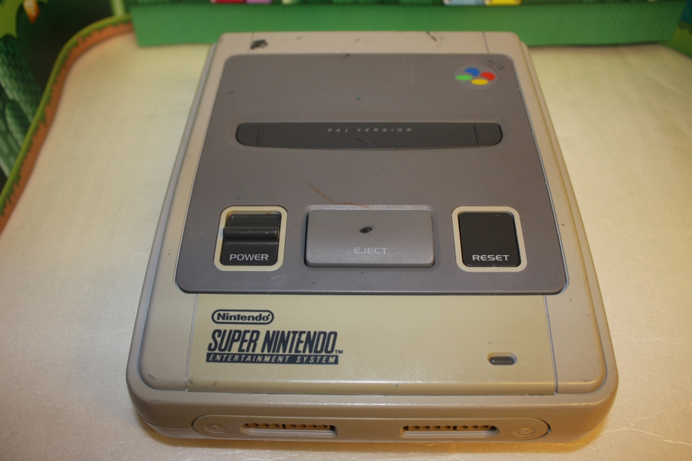 Super Nintendo (PAL).