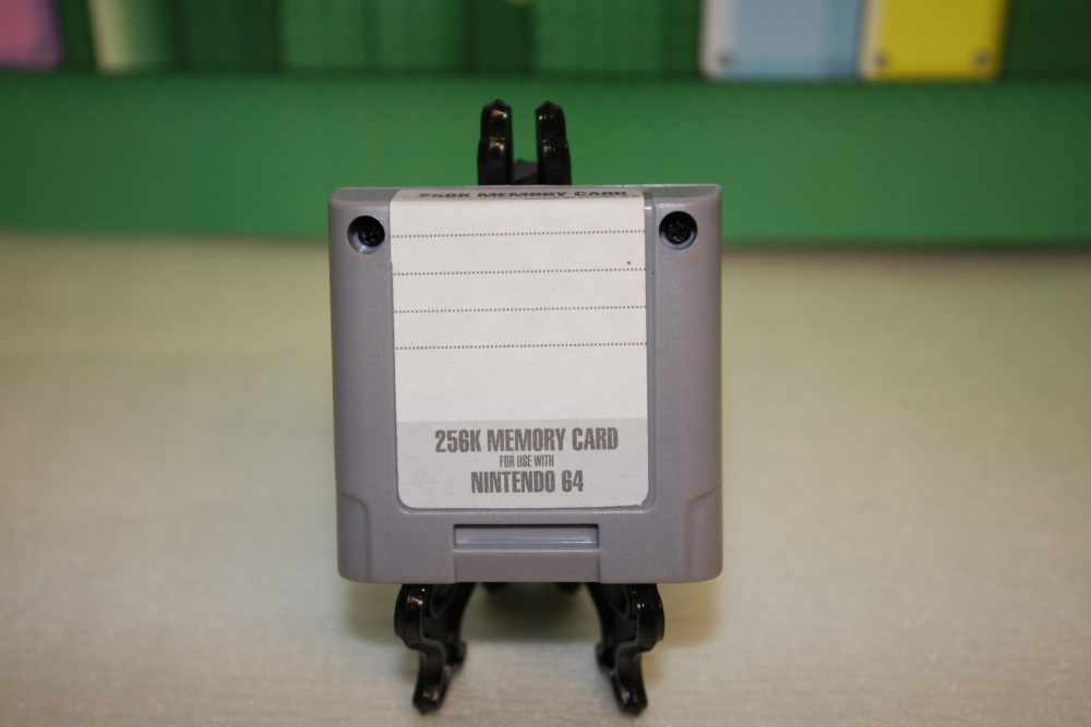 N64 - Memory Card (Uoriginalt)