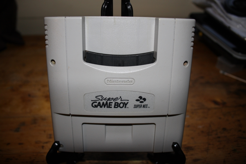 Super GameBoy til SNES