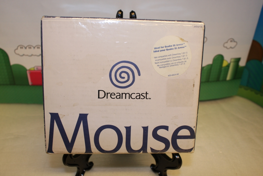 Dreamcast Visual Memory Unit (Hvit).