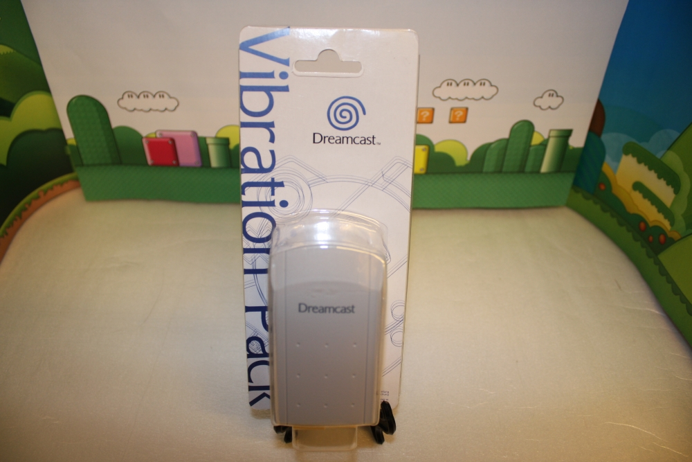 Dreamcast Vibration Pack.