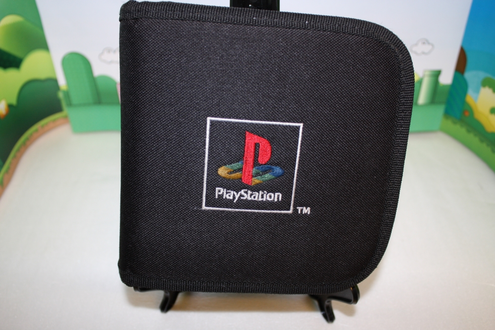 Playstation CD-Mappe.