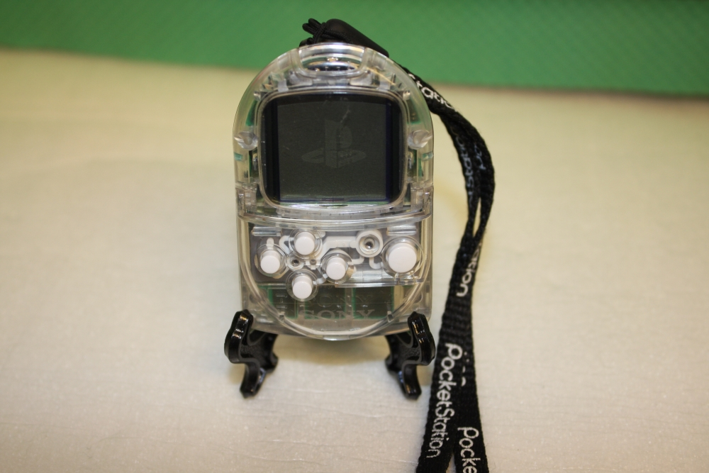 PocketStation (Clear).