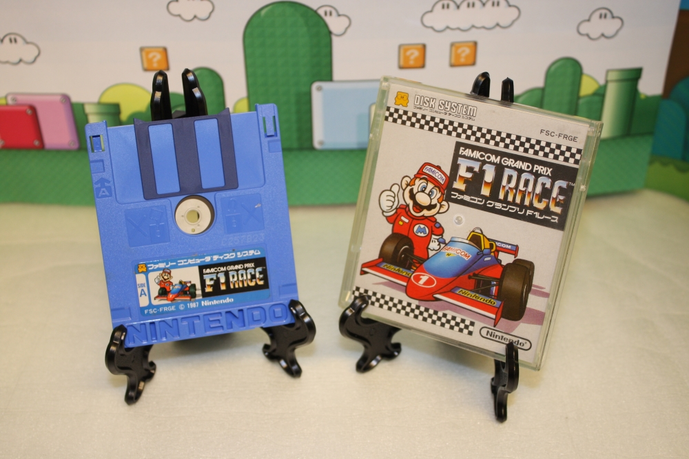 Famicom Grand Prix F1 Race (Disk).