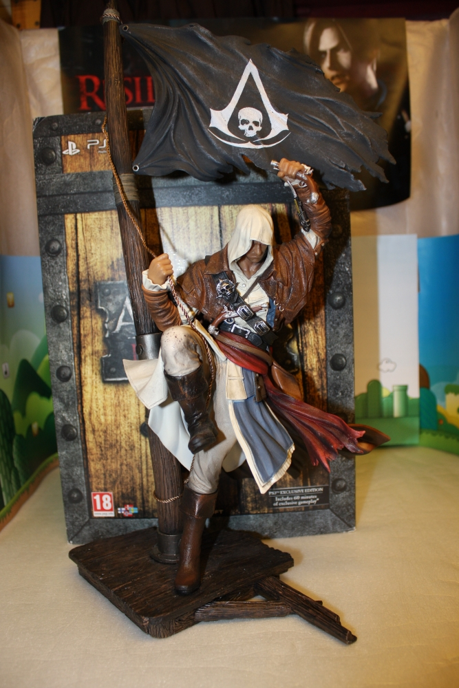 Assassins Creed IV: Black Flag - Edward Kenway.