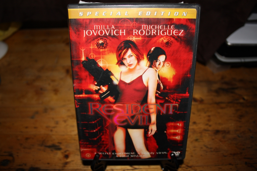 Resident Evil Limited Edition (Film/DVD).