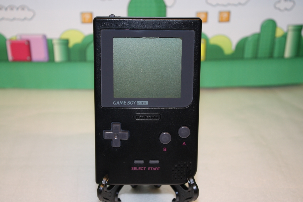 GameBoy Pocket (Sort).