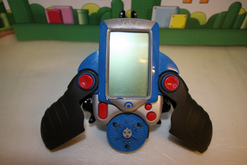 Hasbro - Pokemon Battle Trainer (Blå).