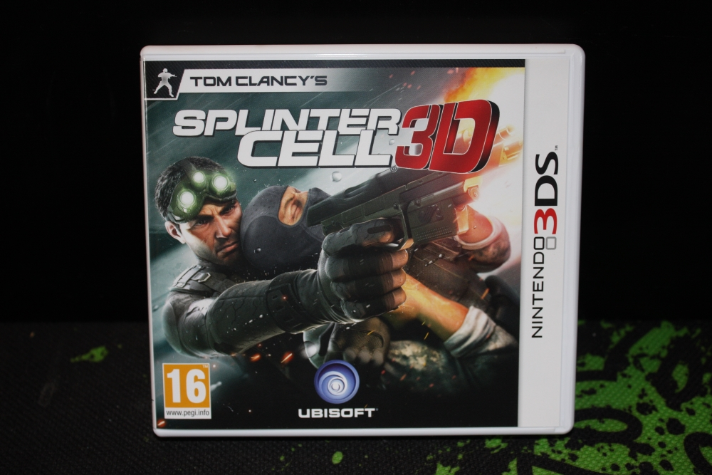 Splinter Cell 3D.