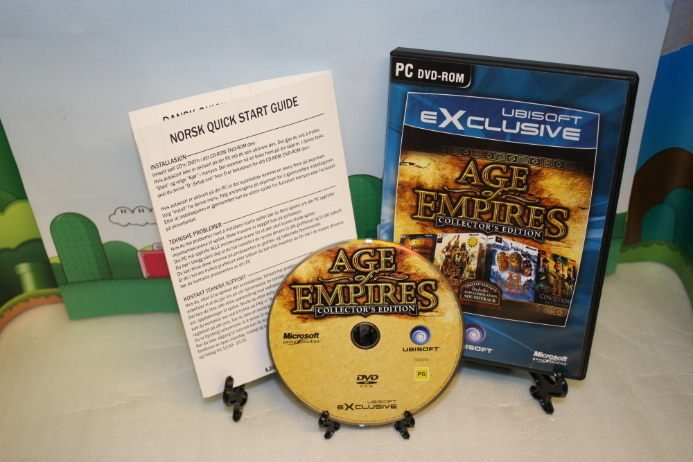 Age of Empires: Collector's Edition (Ubisoft Exclusive).