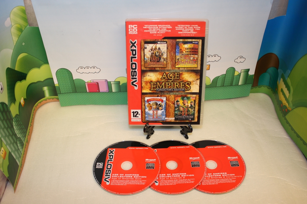 Age of Empires: Collector's Edition (Xplosiv).