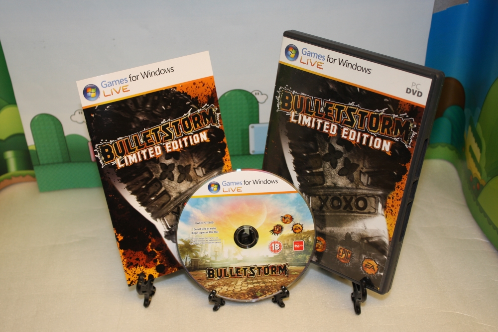 Bulletstorm - Limited Edition.