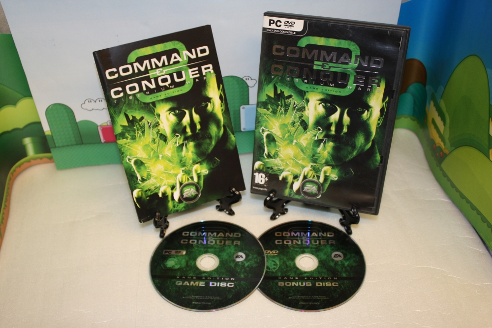 Command & Conquer 3: Tiberian Wars (Kane Edition).