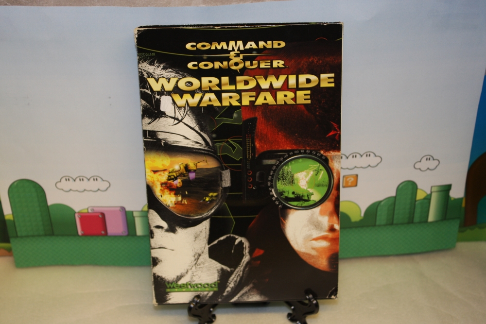 Command & Conquer: Worldwide Warfare.