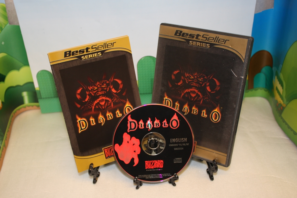 Diablo (Best Seller Series).
