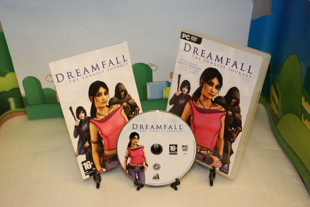 Dreamfall: The Longest Journey.