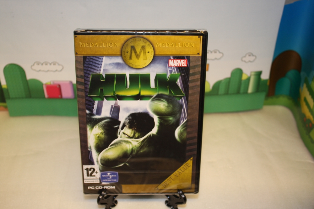 Hulk (Medallion, Best Value).