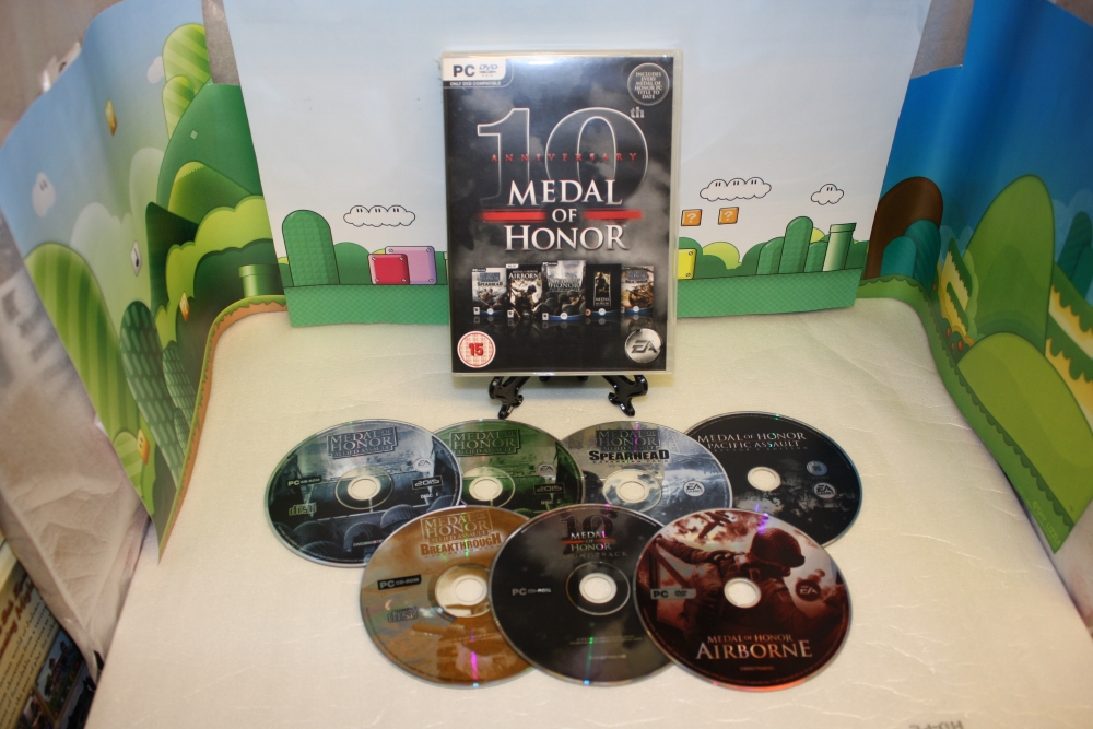 Medal of Honor: 10th Year Anniversary.