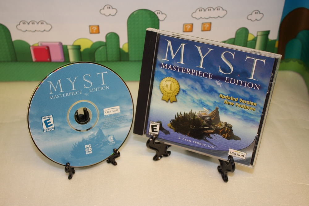 MYST (Masterpiece Edition).