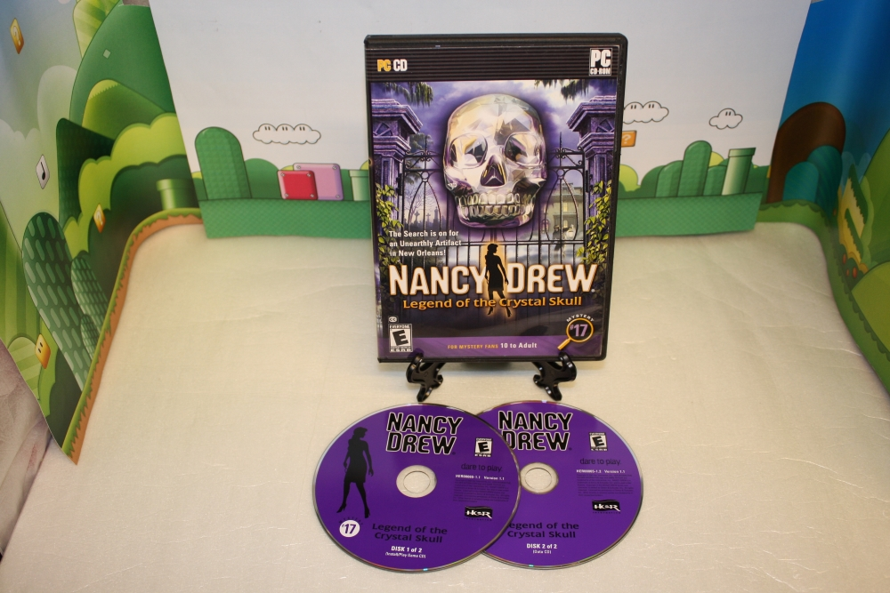 Nancy Drew: Legend of the Crystal Skull (17).