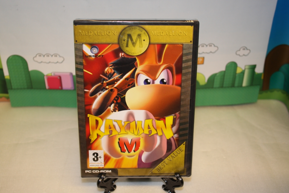Rayman M (Medallion, Best Value).