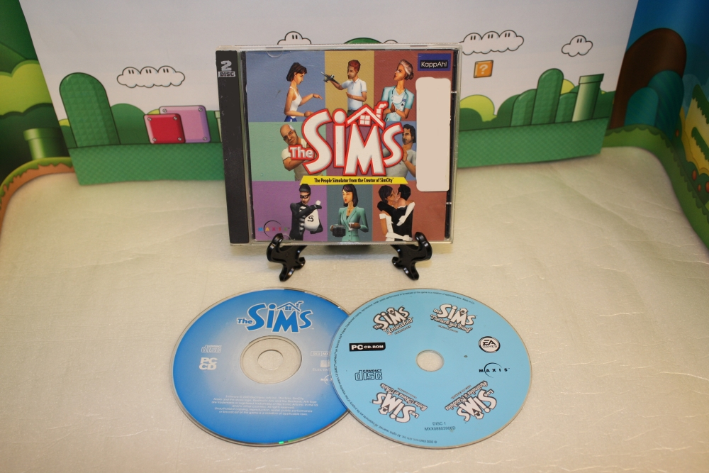 The Sims.
