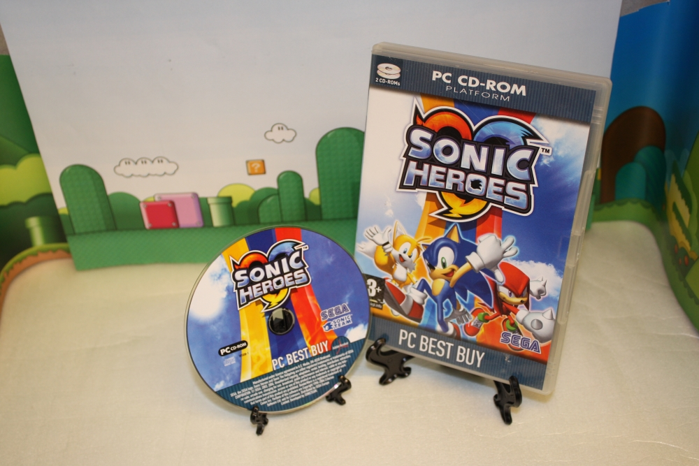 Sonic Heroes (PC Best Buy).