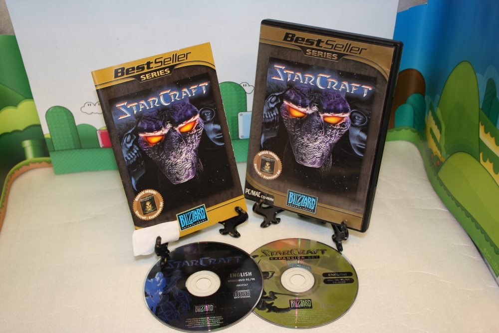 Starcraft + Broodwar (Best Seller Series).