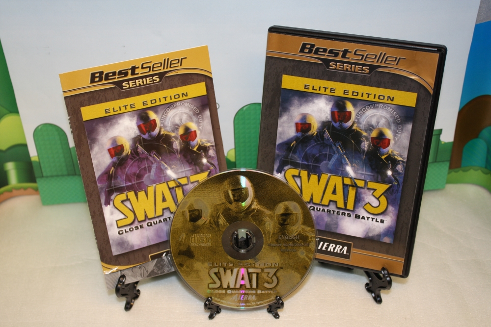 SWAT 3: Close Quarters Battle (Best Seller Series).