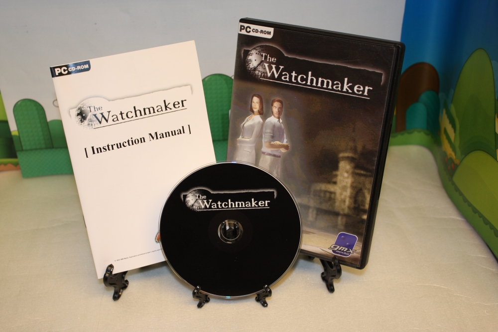 The Watchmaker.