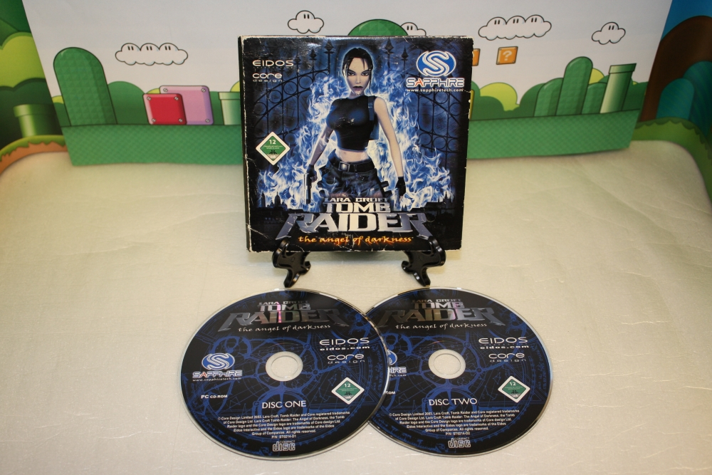 Tomb Raider: The Angel of Darkness (Sapphire).