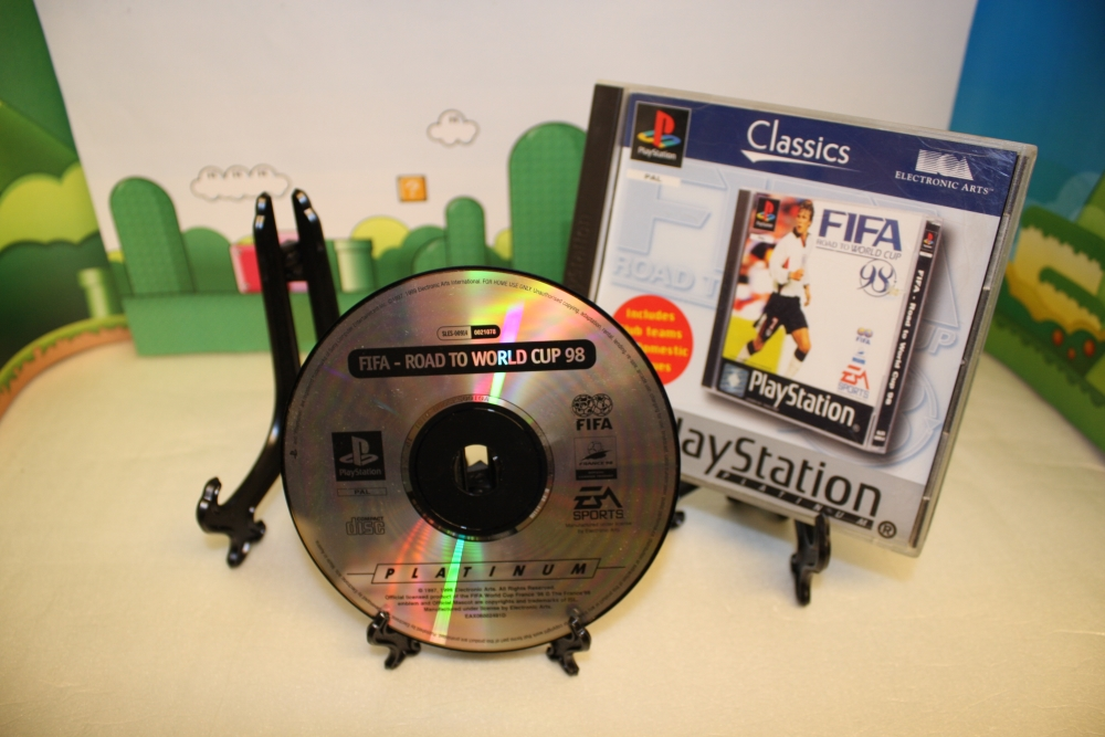 FIFA 98 - Road To World Cup 98 (Platinum/Classics).