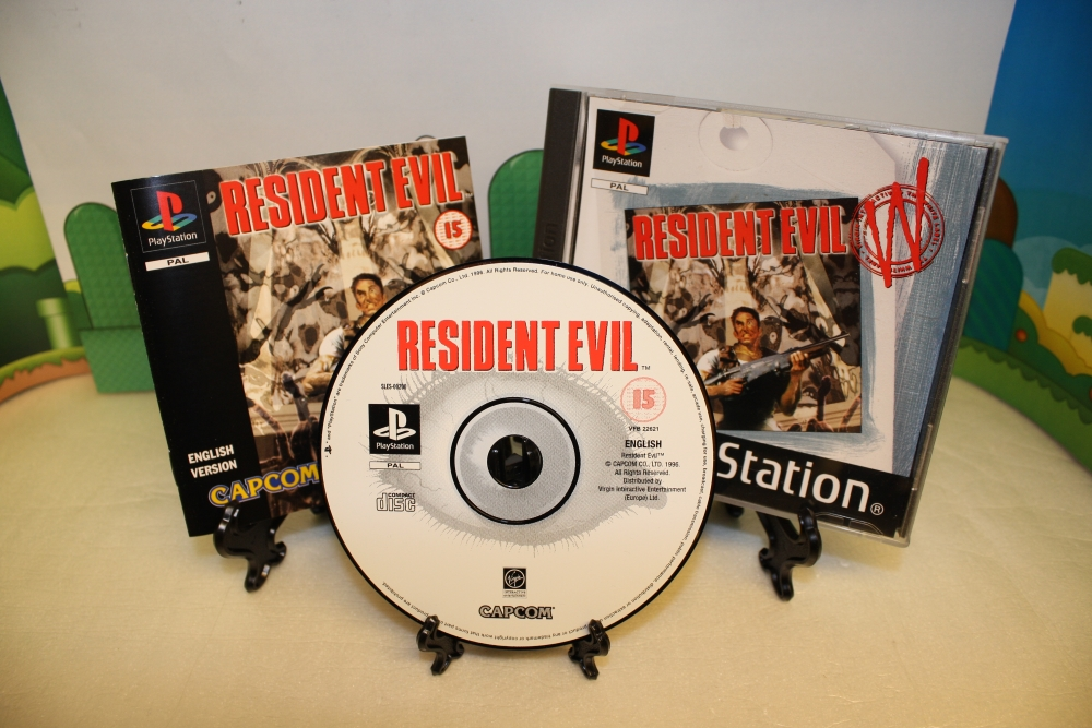 Resident Evil (White Label).