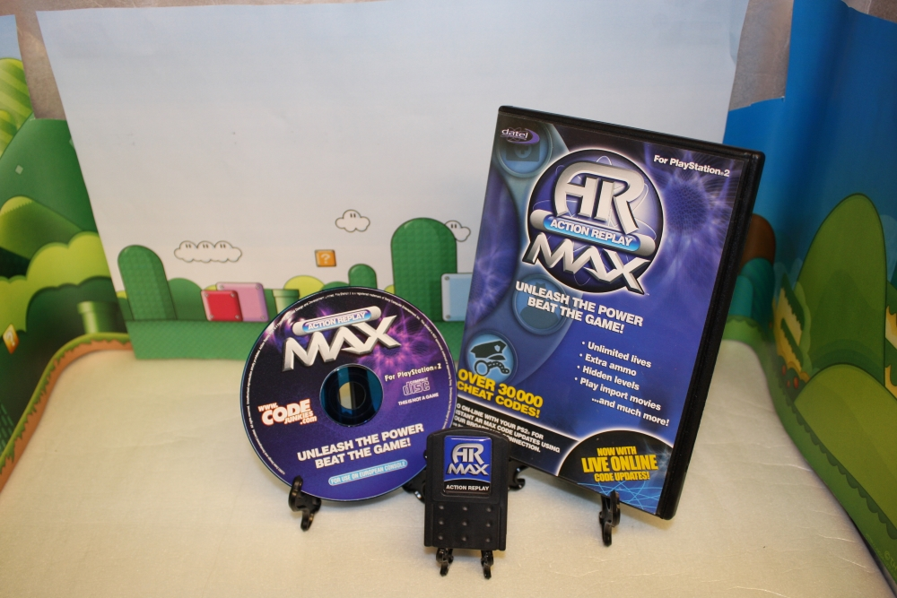 Action Replay MAX.