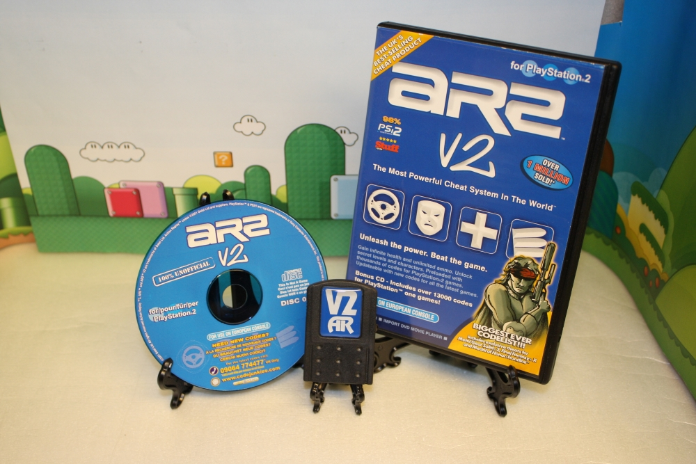 Action Replay 2 v2.