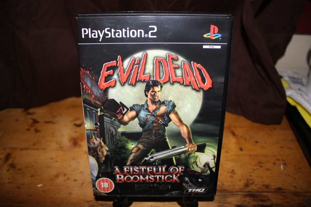Evil Dead: A Fistful of Boomstick.
