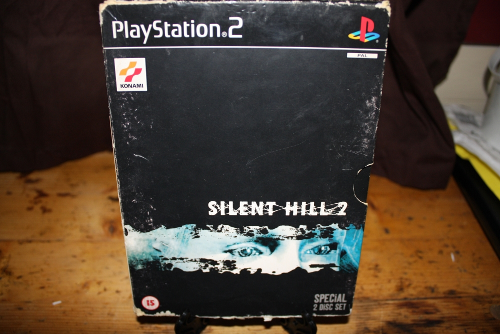 Silent Hill 2: Special Edition.