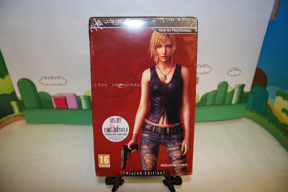 Parasite Eve: 3rd Birthday (Twisted Edition).