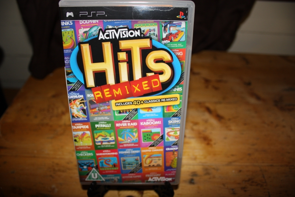 ActiVision Hits Remixed.