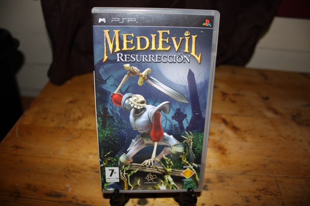 MediEvil: Resurrection.