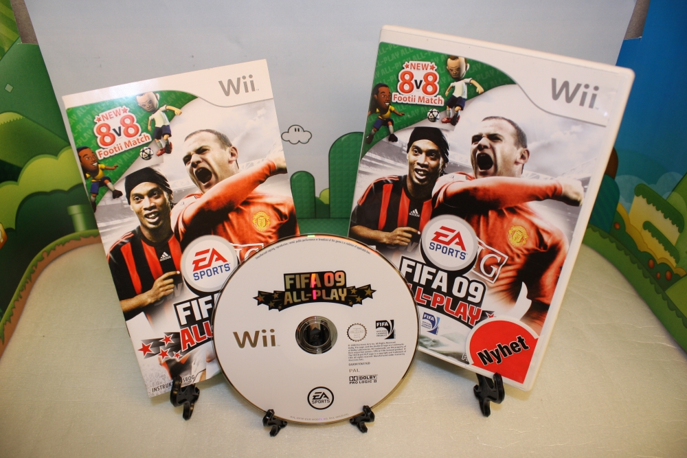 FIFA 09 ALL-Play.
