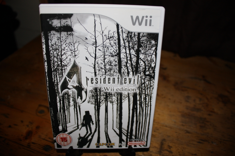 Resident Evil 4: Wii Edition (Wii PAL).
