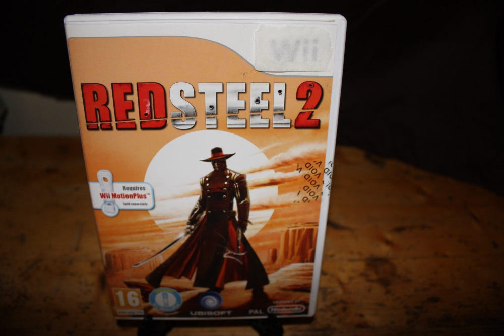 Red Steel 2.