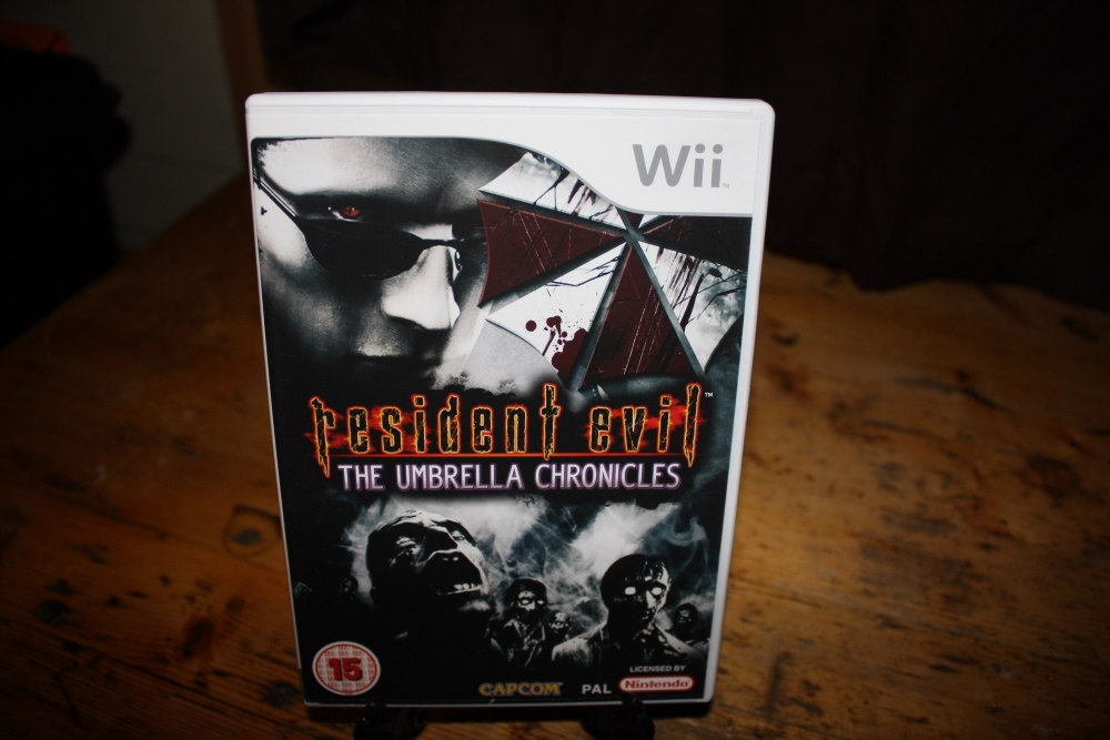 Resident Evil: the Umbrella Chronicles.