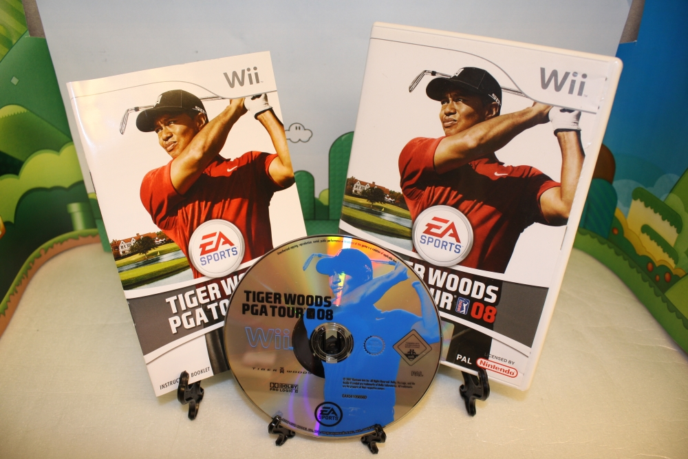 Tiger Woods PGA Tour 08.