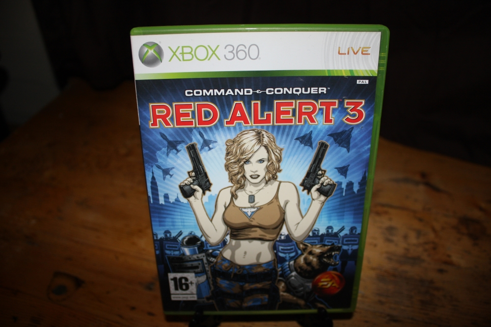 Command & Conquer: Red Alert 3.